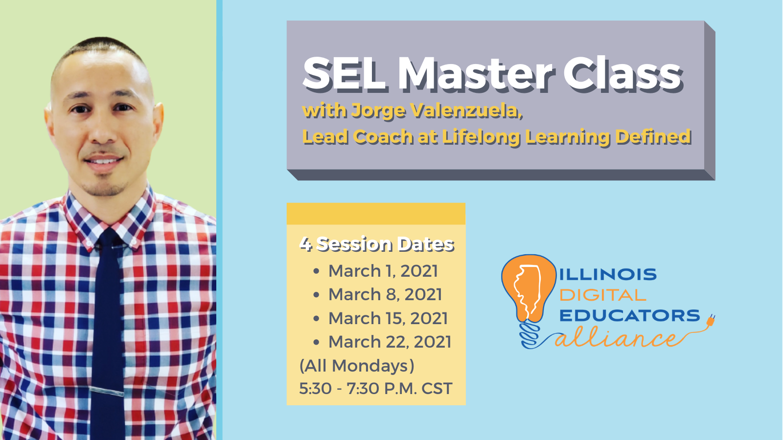 SEL Master Class